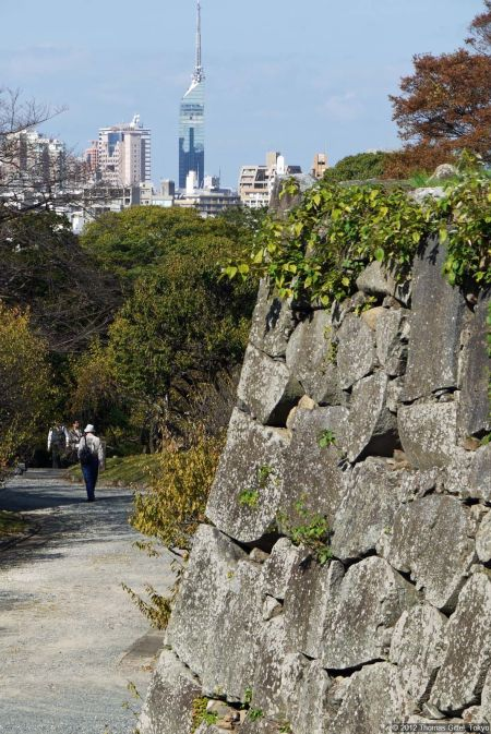 Fukuoka Castle (福岡城)