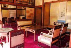 Residenz des Hachirouemon Mitsui (三井八郎右衞門邸)