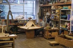 Mikoshi (神輿)-Werkstatt/Workshop