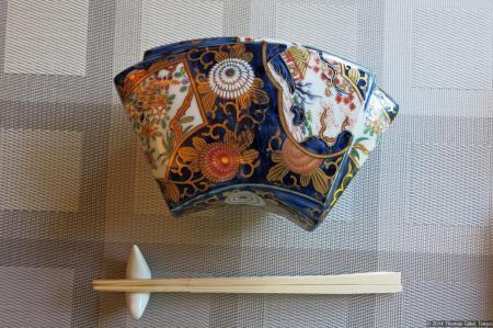 Hachimono 鉢物 (Gericht in einer Schale)