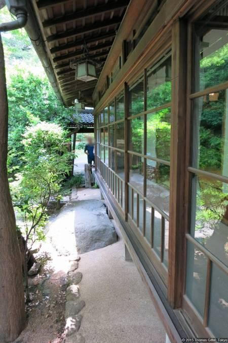 Residenz des Ōgai Mori (森鴎外旧邸)