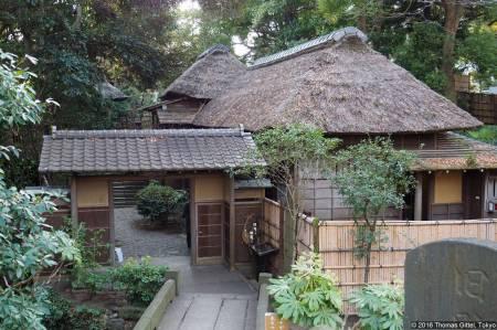 Shigitatsuan (鴫立庵) in Ōiso (大磯)