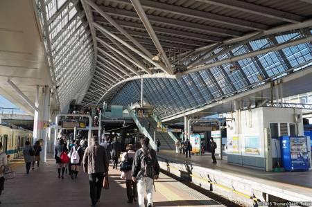 Odawara Station (小田原駅)